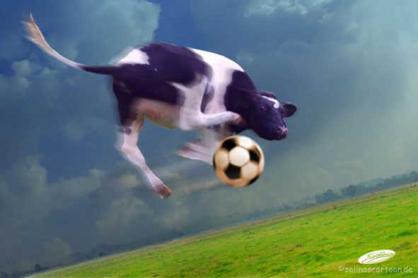 The Jumping Cow