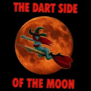 "Shirts ""Dart side of the moon"""